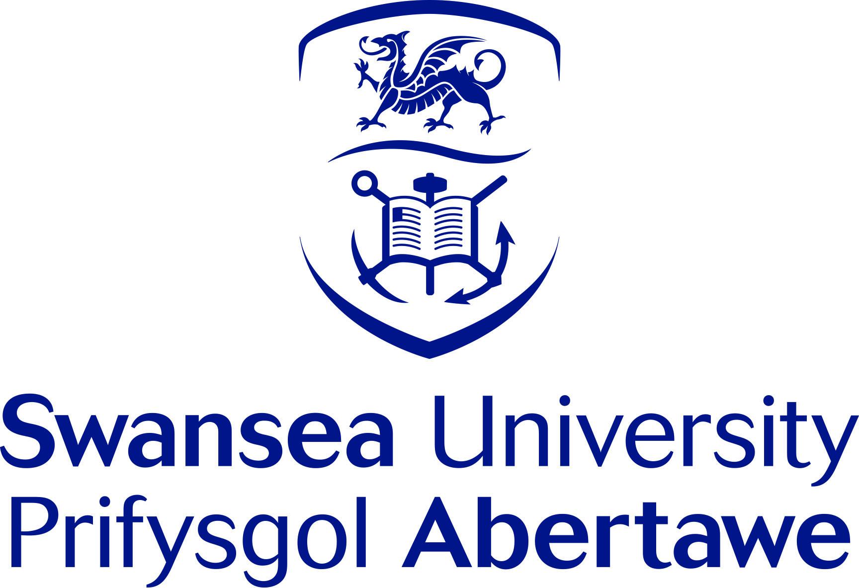 Swansea University crest logo