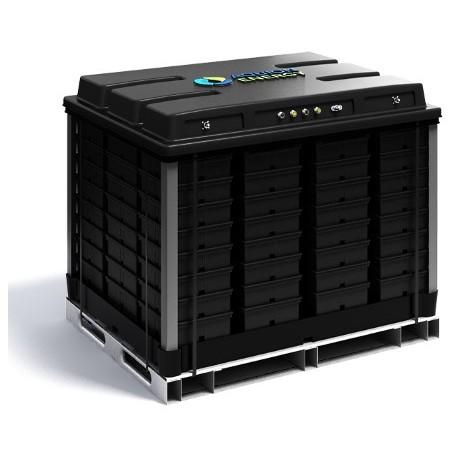 Salzwasser-Batterie