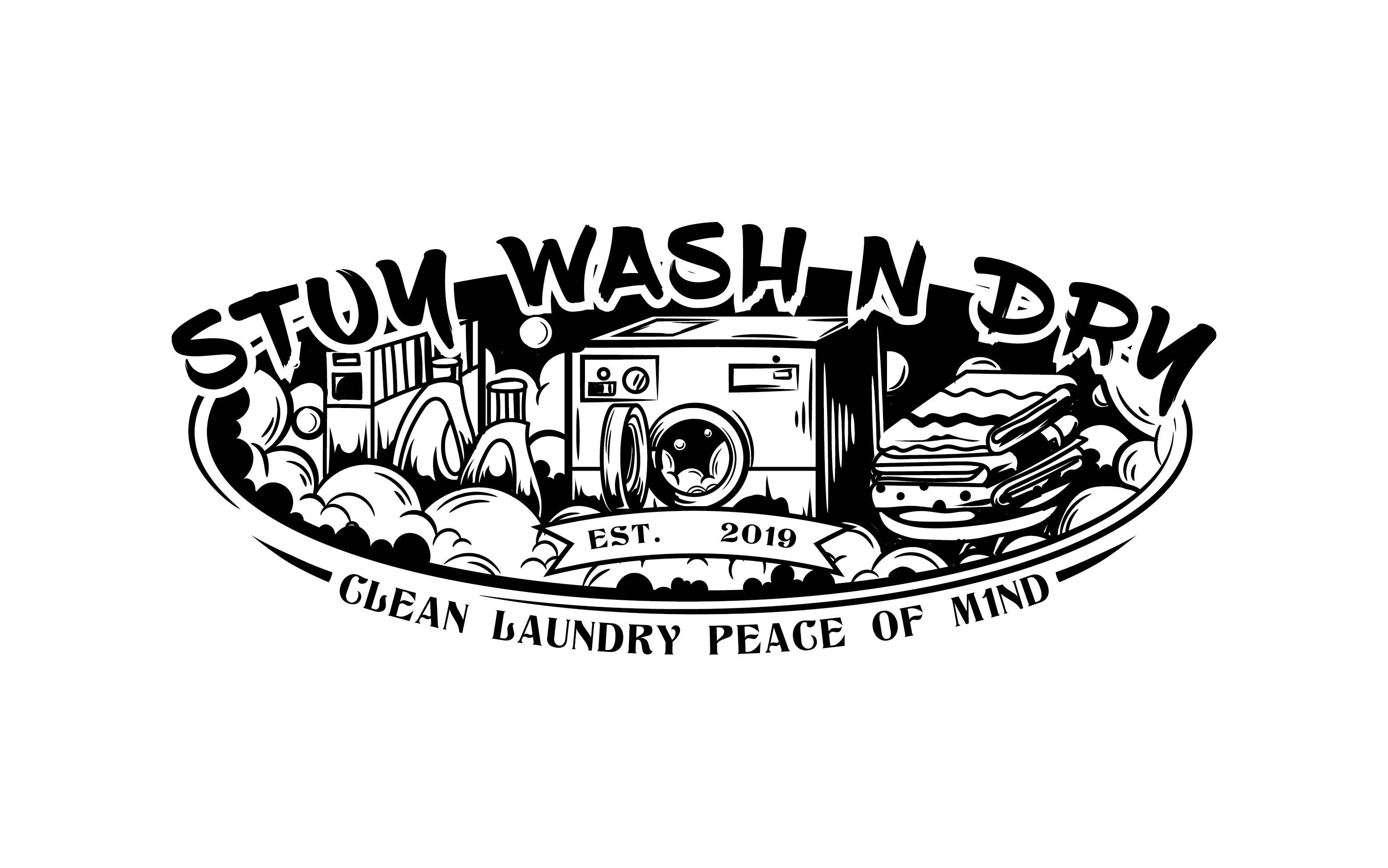 Stuy Wash N Dry Laundry Pickup Form