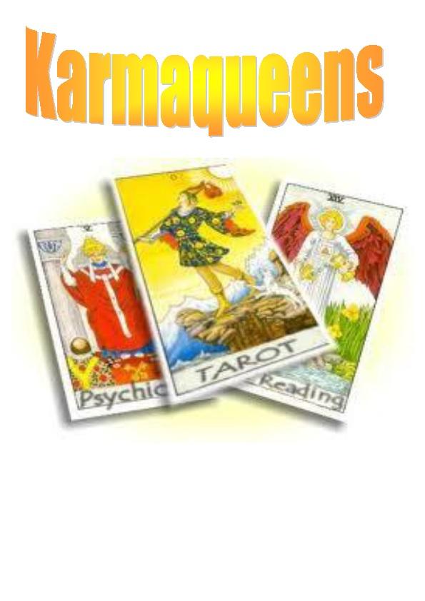 Twelve Month Tarot Reading £10