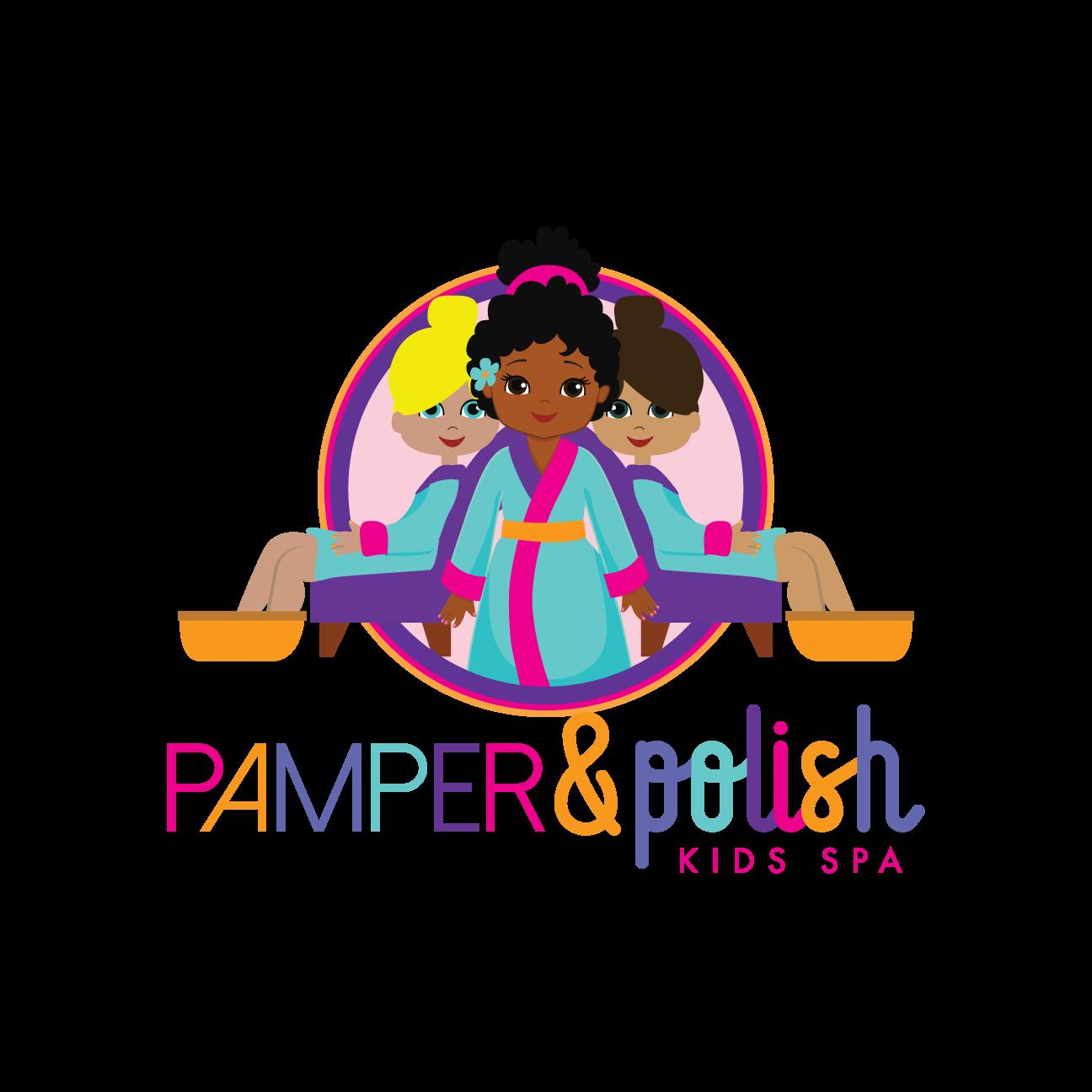 Pamper & Polish Kids Spa Referral Program