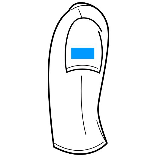 Manga izquierda