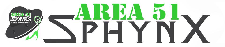 Area 51 Sphynx Logo