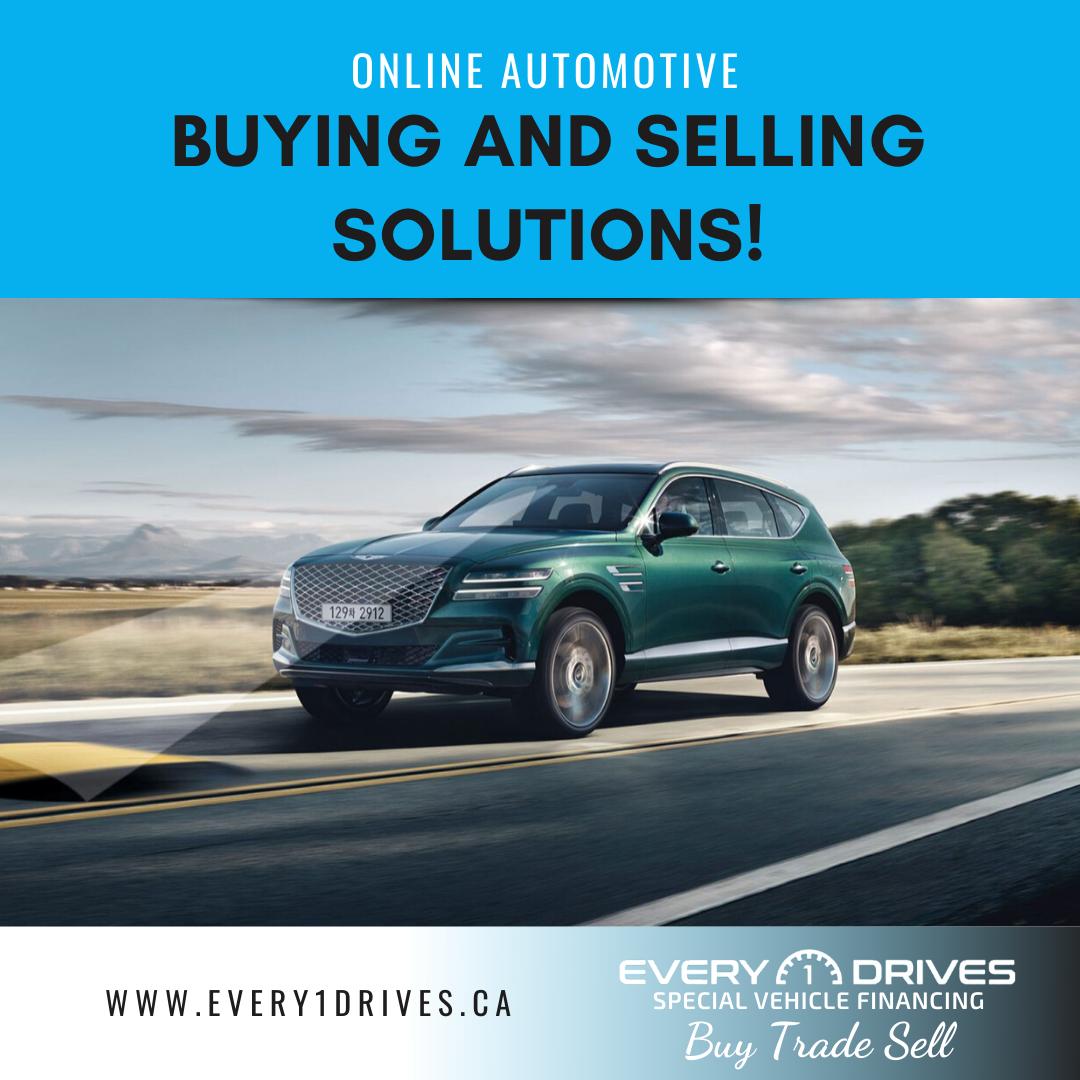 Special Vehicle Financing + Market Value Trade Evaluation