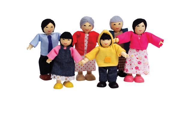 Happy Family Asian 068-3502