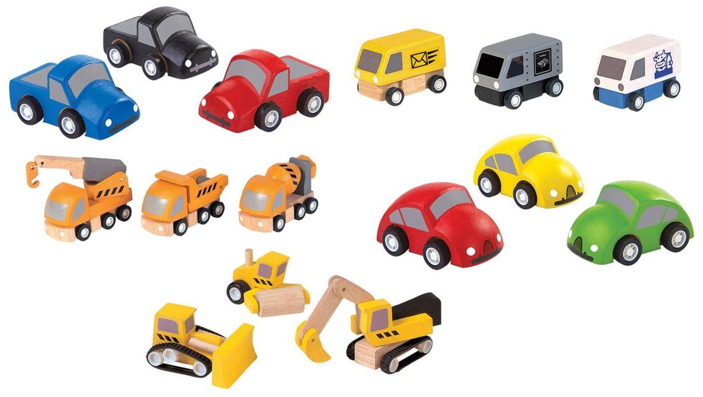 Vehicles Set     144-60031S