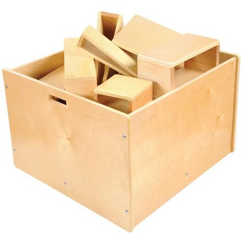 Block Wagon 350-1020