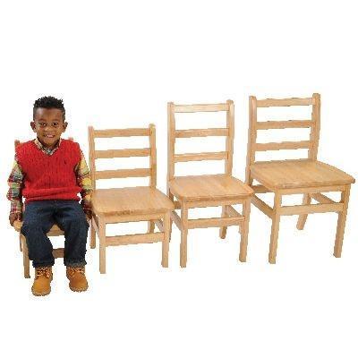 """14"""" Birch Chair x6 350-28553"""