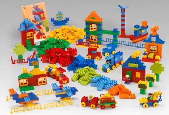 Lego Duplo Large Set 003-9088