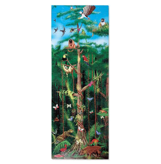 Rainforest Puzzle 089-444