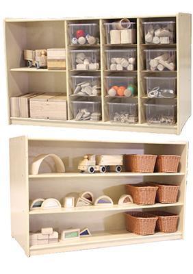 Double Sided Storage Unit 350-0120