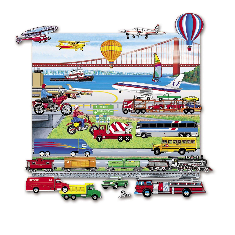 Trucks, Trains, Planes 248-25809