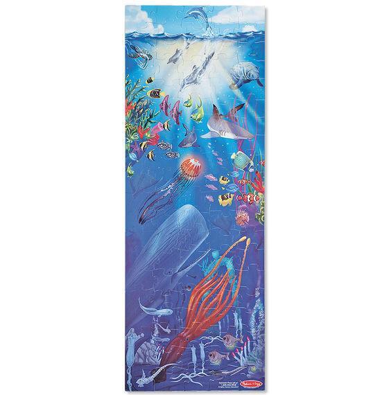 Under the Sea Floor Puzzle 089-443