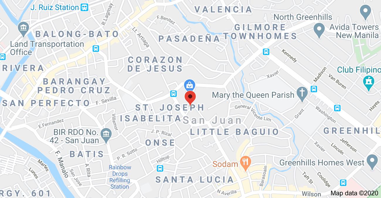 1621 Sushi Pizza Address Link: https://bit.ly/3a4KkoU