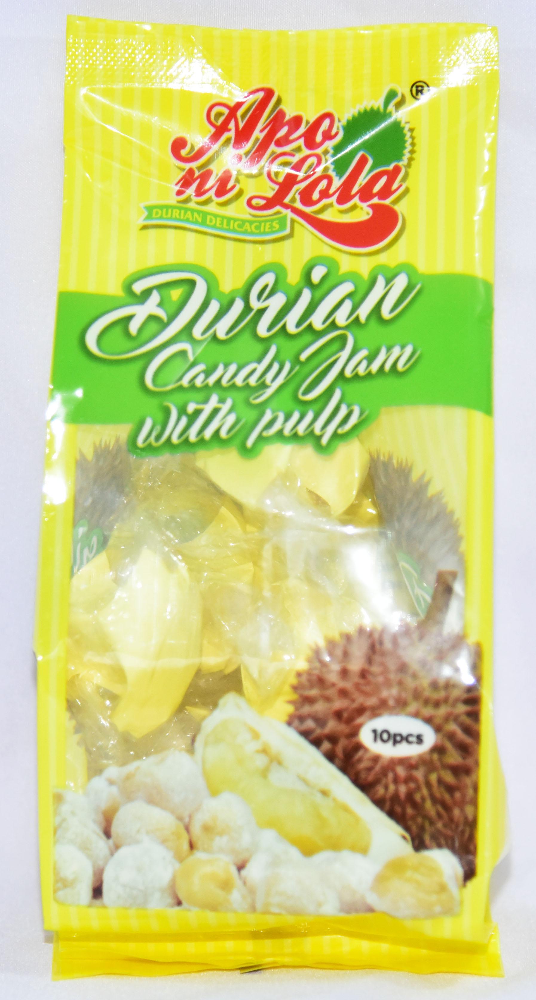 Durian Candy Jam