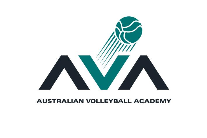 Australian Volleyball Academy Logo