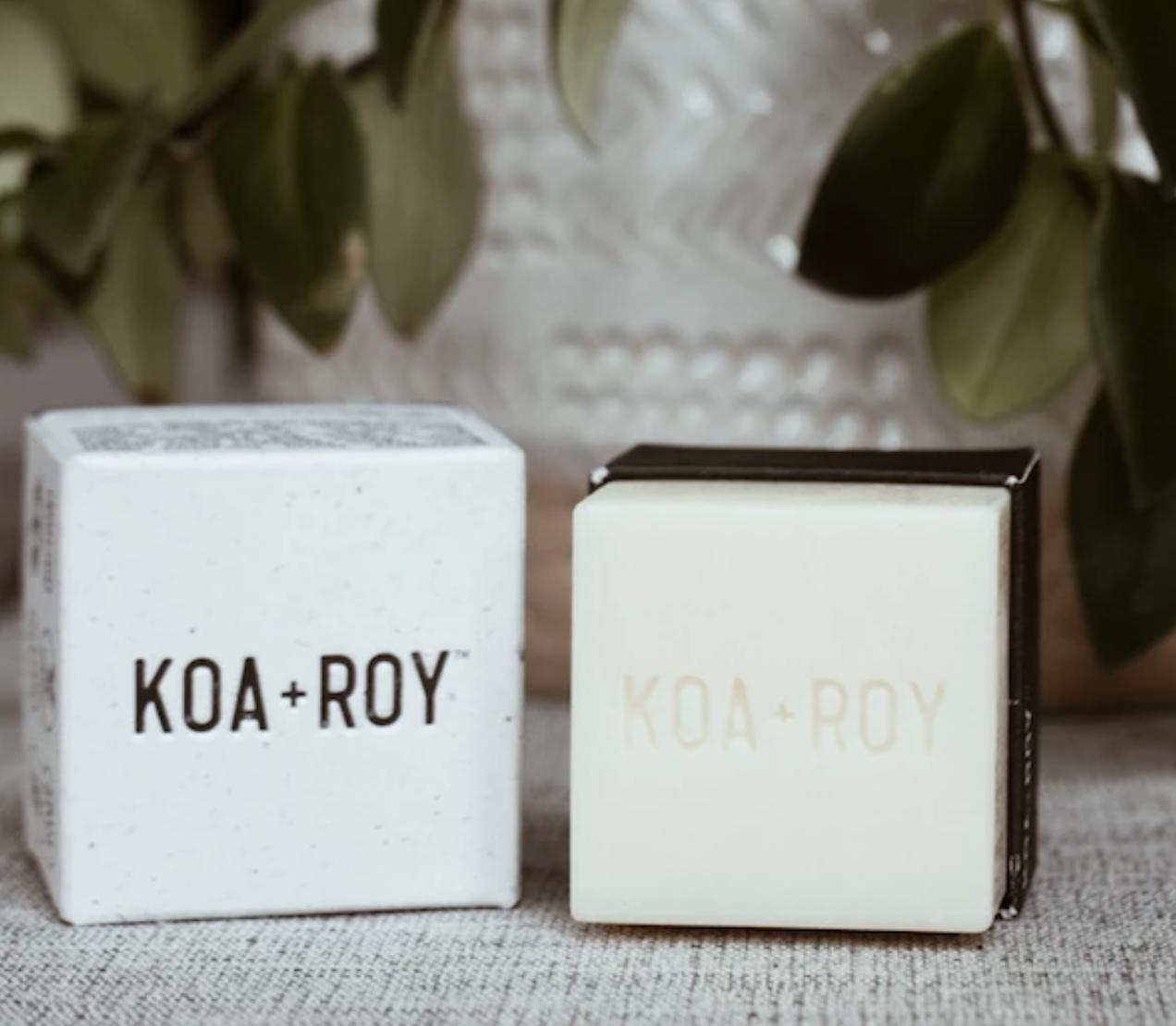 Koa+Roy Cube