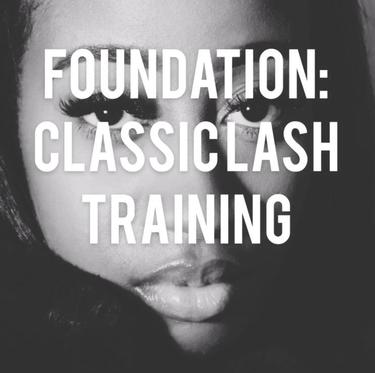 FOUNDATION | CLASSIC TRAINING REGISTRATION