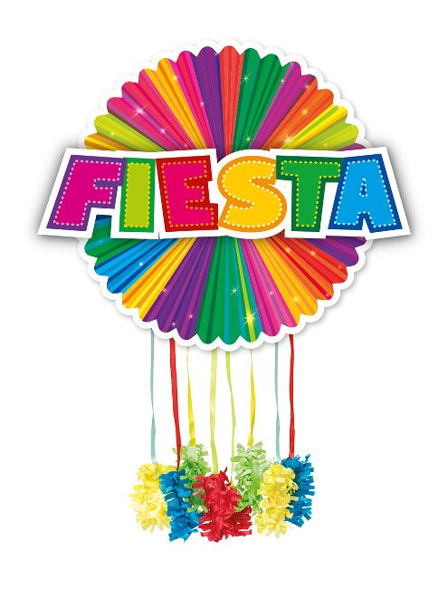 Piñata rellena con conos de chuches 2.5€ niño