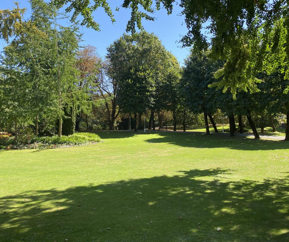Exterior: Parque de Aiete