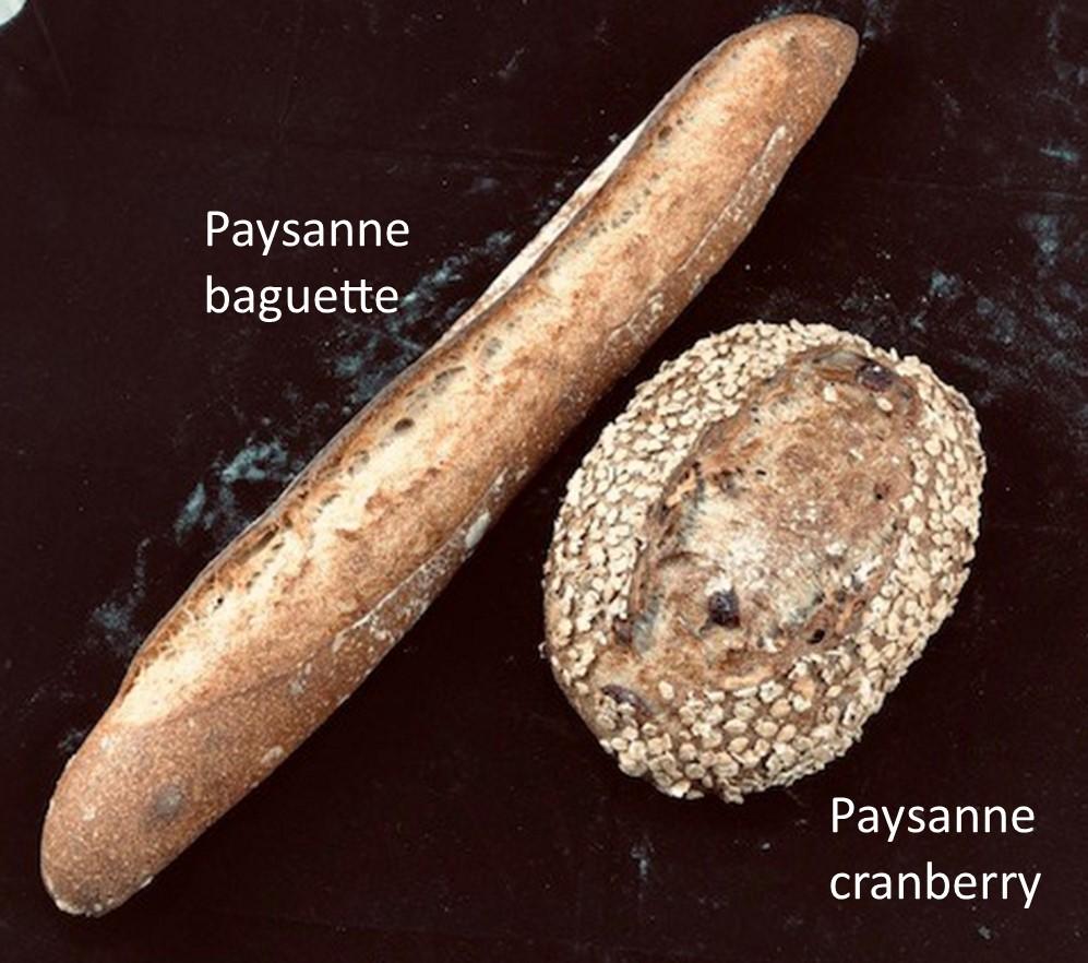 Paysanne Cranberry Walnuts