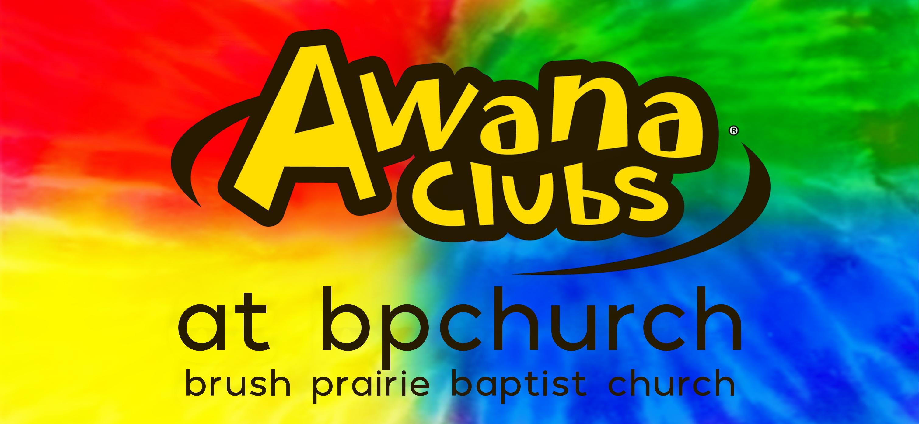 2017-2018 Awana Registration Form