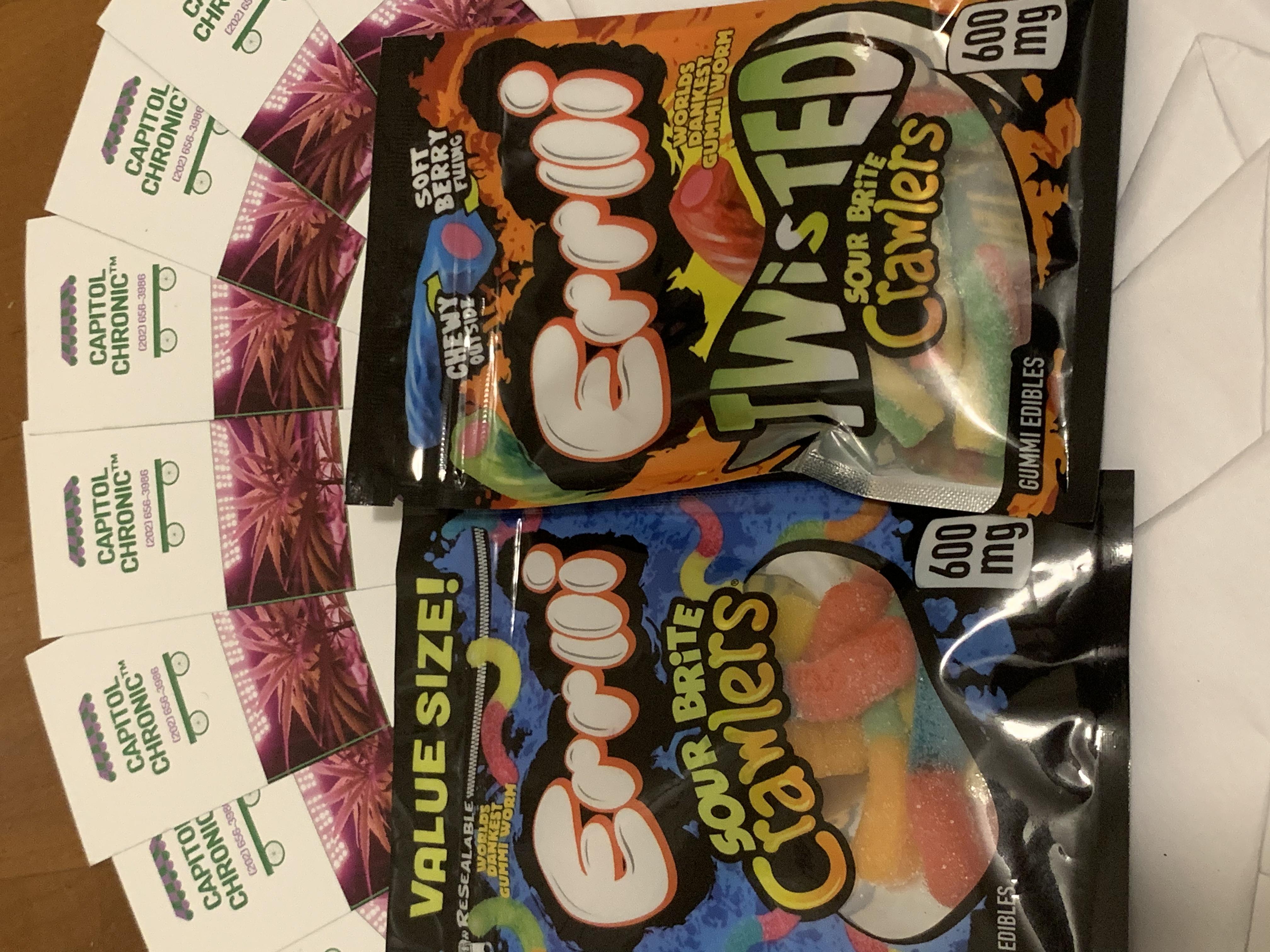 Errlli Gummies (600MG)
