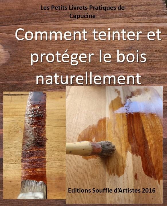 teintes naturelles bois