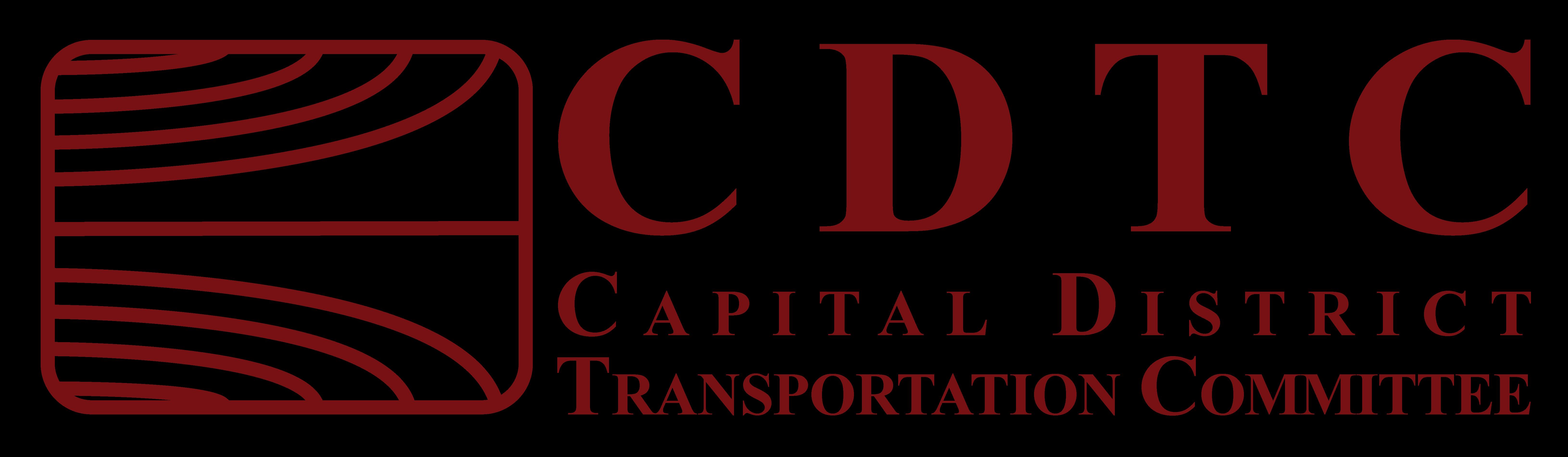 CDTC - Capital District Transportation Committee - Logo