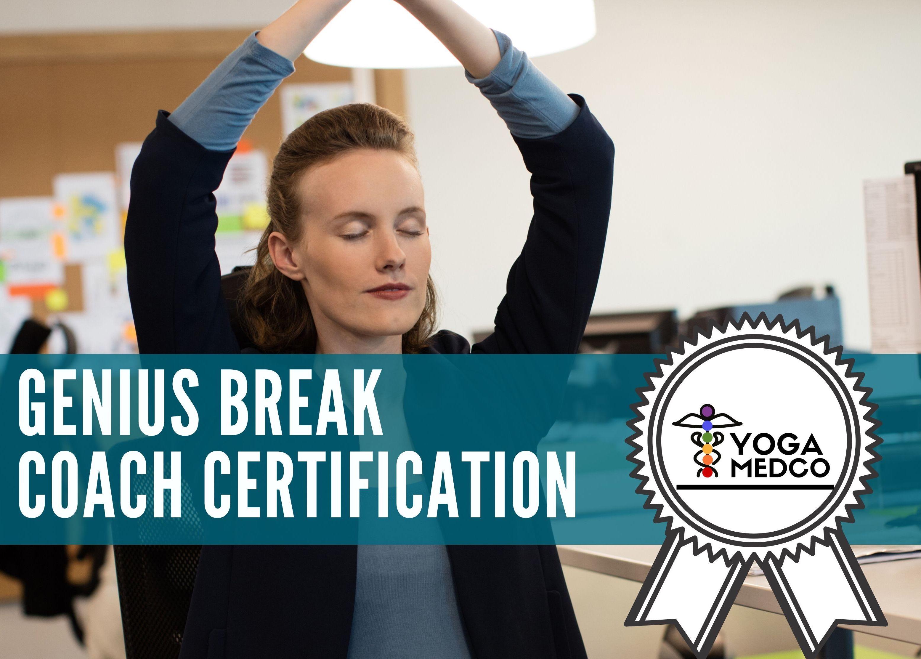 Genius Break Coach Certification DCAC
