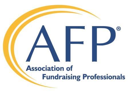 Association of Fundraising Professionals