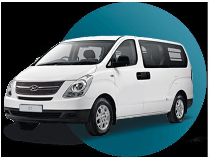 11 pasajeros Van