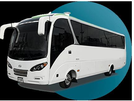 40 pasajeros Bus