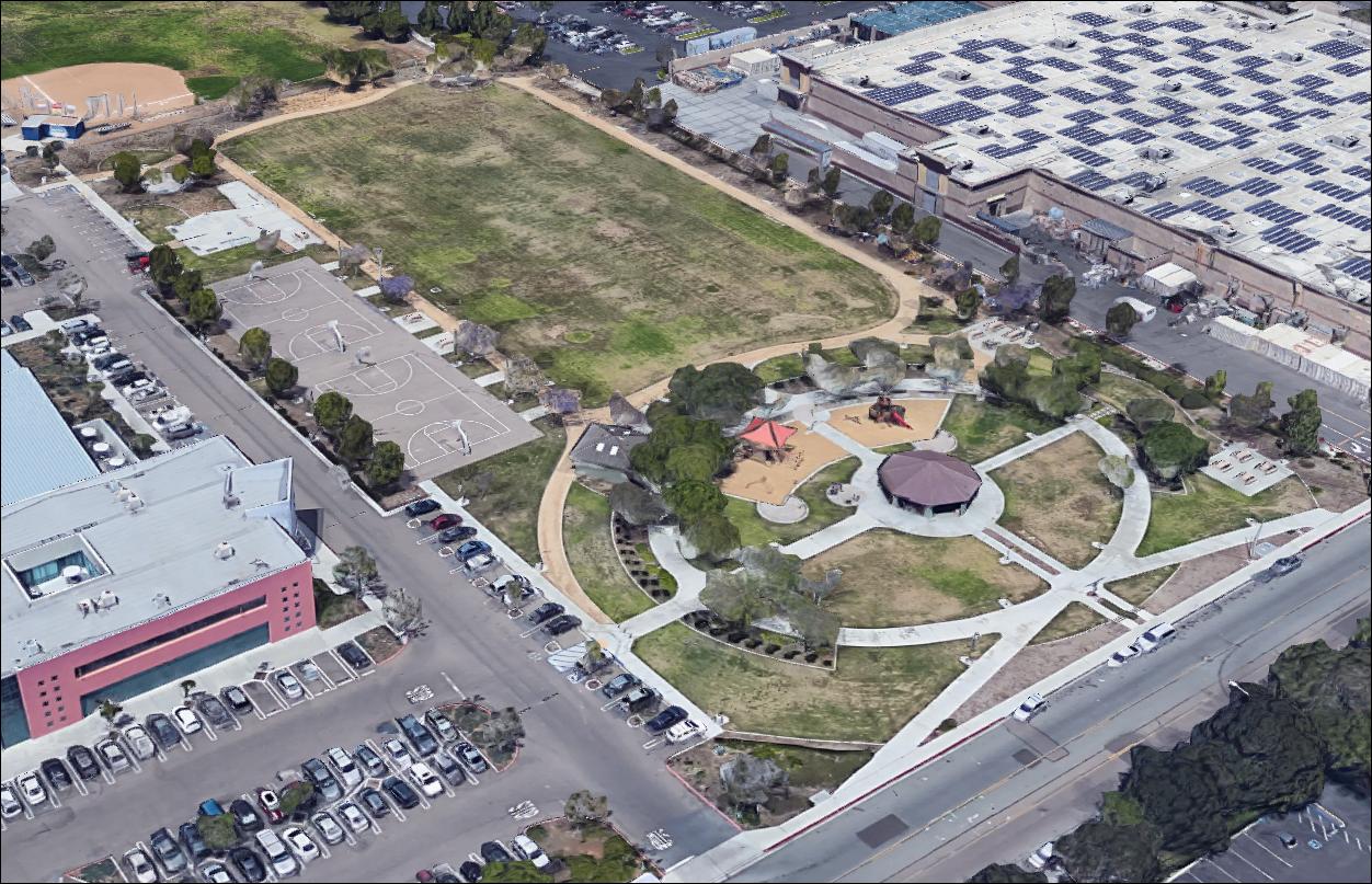 Harborside Park - West Chula Vista (Tuesday and Thursday)