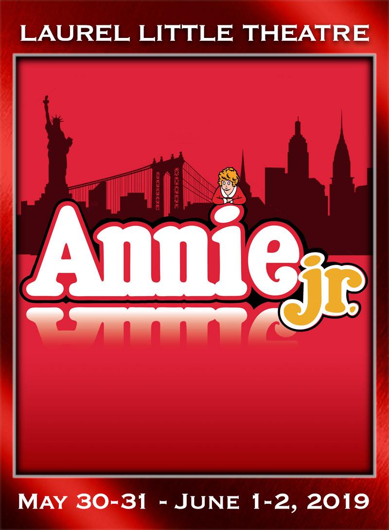 LLT Kids' Camp 2019 - Annie, Jr.
