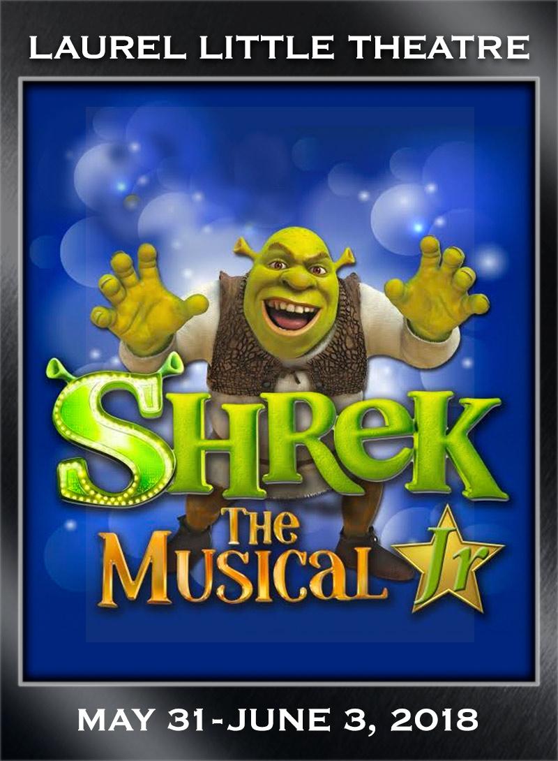 LLT Kids' Camp 2018-Shrek the Musical, Jr.