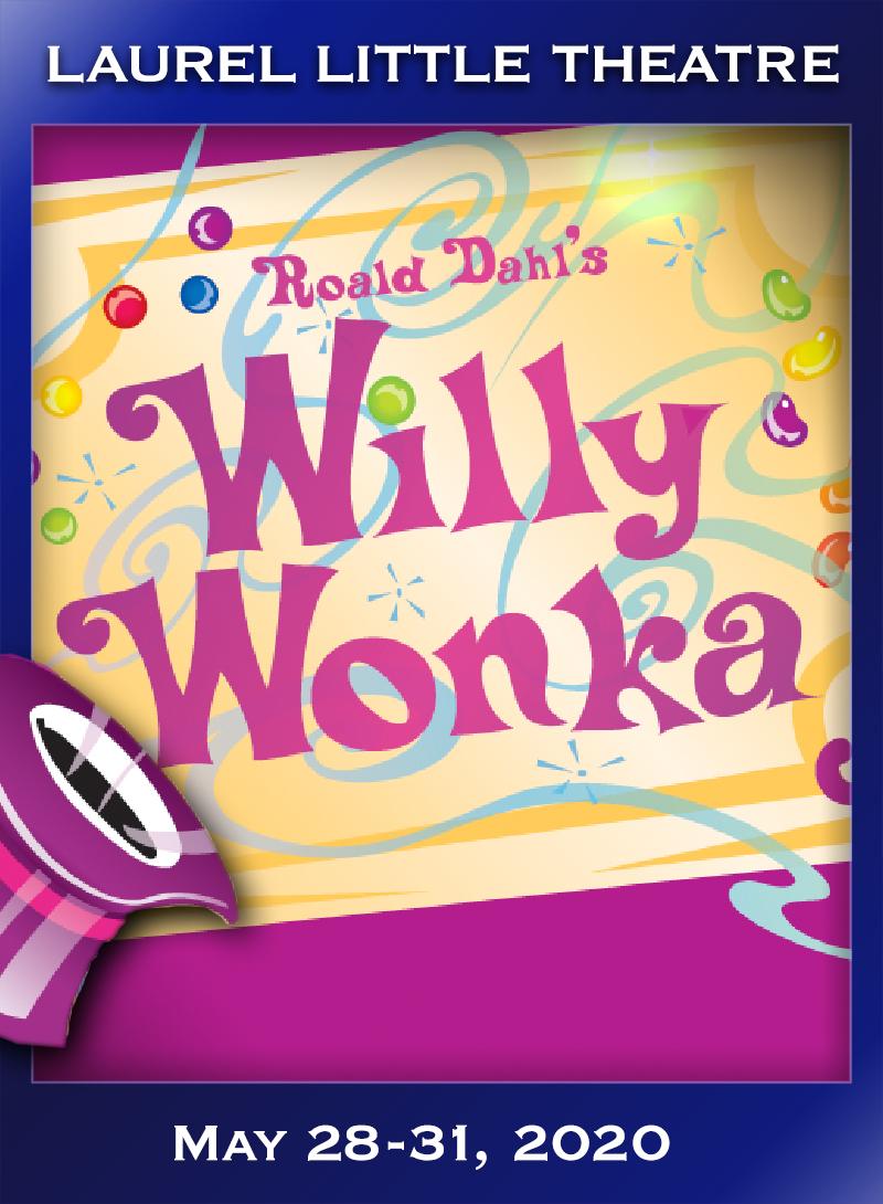 LLT Kids' Camp 2020 - Willy Wonka, Jr.