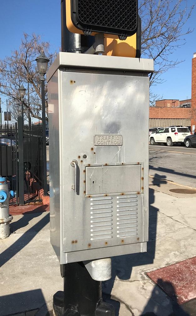 Traffic Control Box