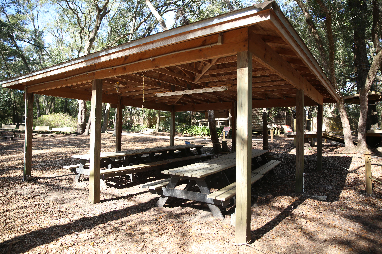 Peck Hut Pavilion