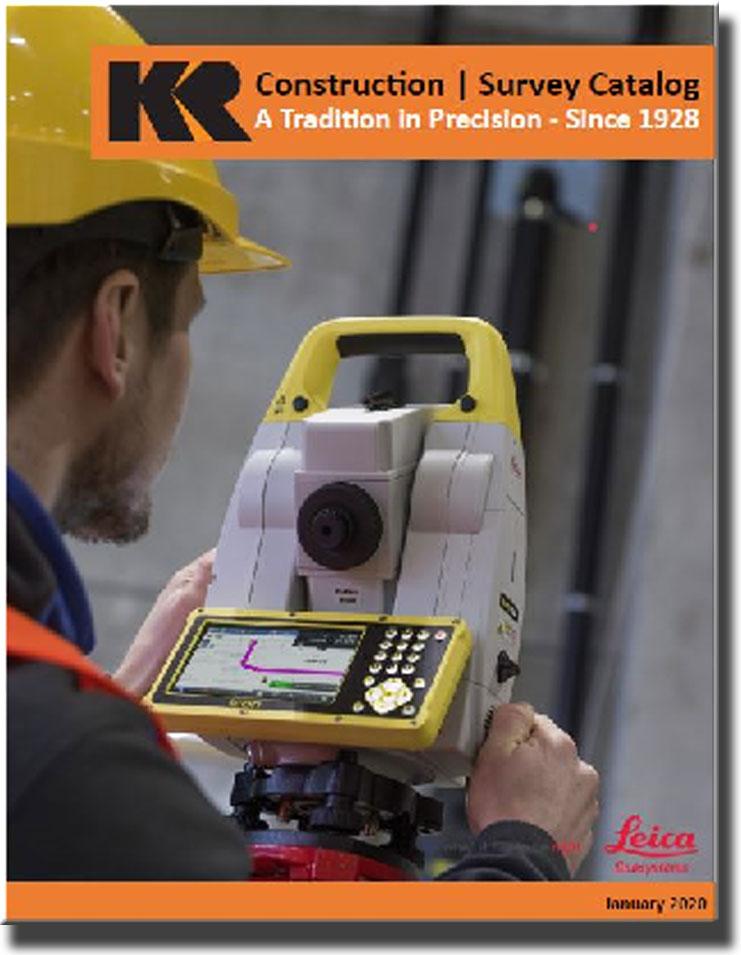 KR Construction / Survey Catalog