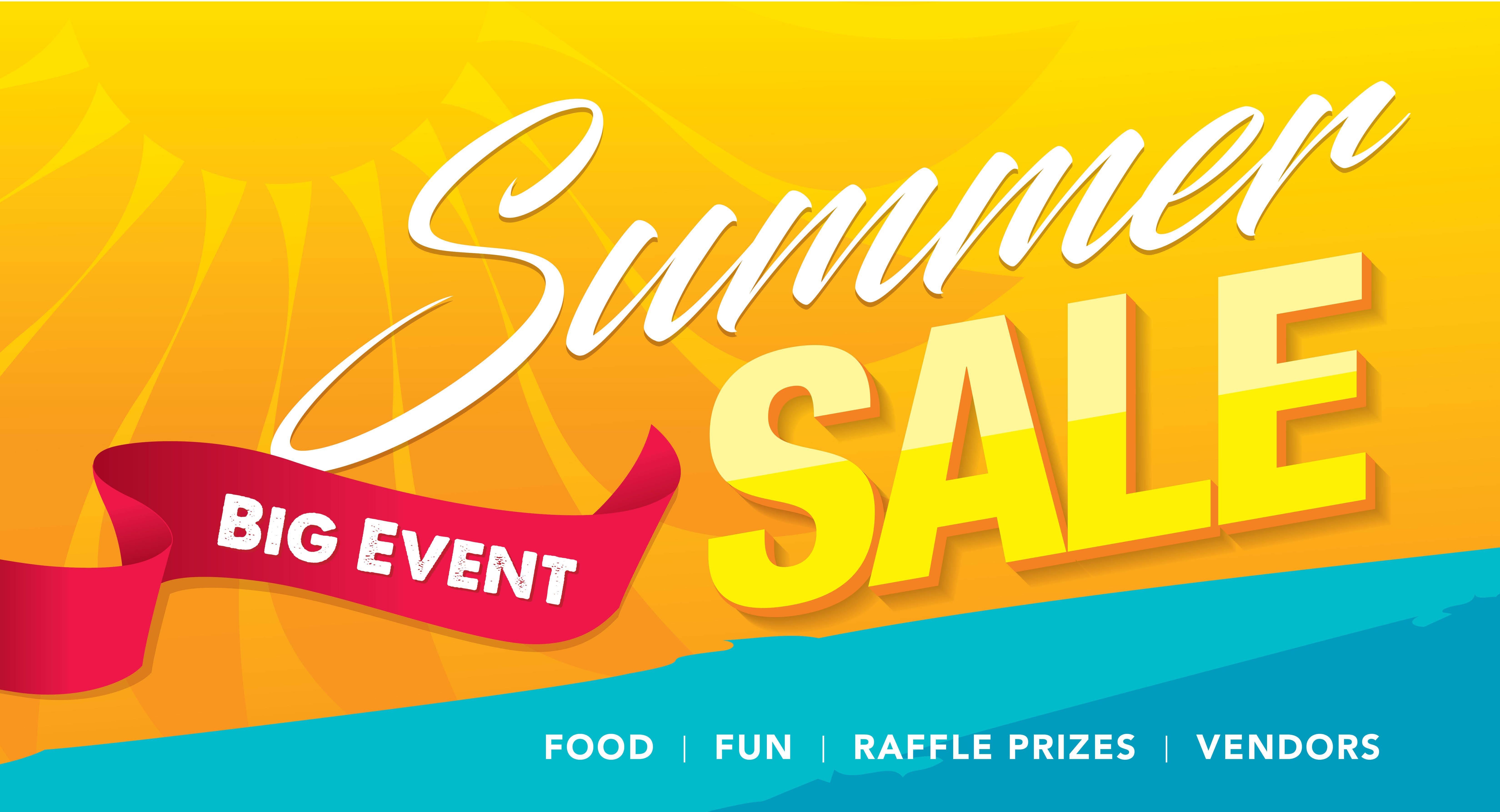 Summer Sale Big Event