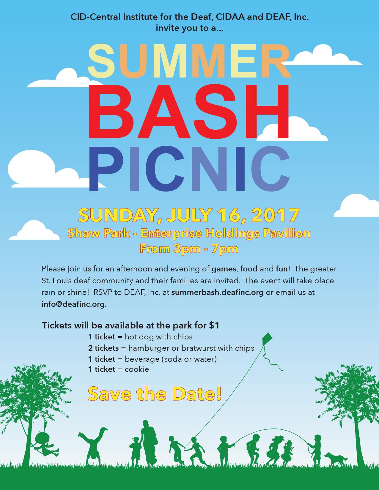 Summer Bash Event