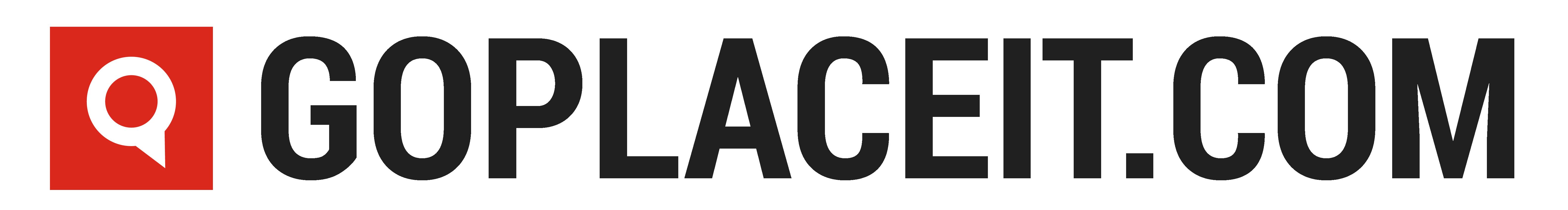 Logotipo Goplaceit.com