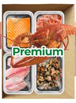 Box de 1.5 kg + 250g Premium (R$ 329)