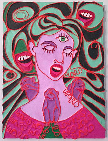 Cassandra by Kathy Turner