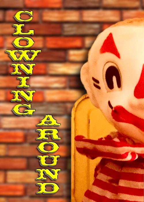 Clowning Around by Gordon Frank