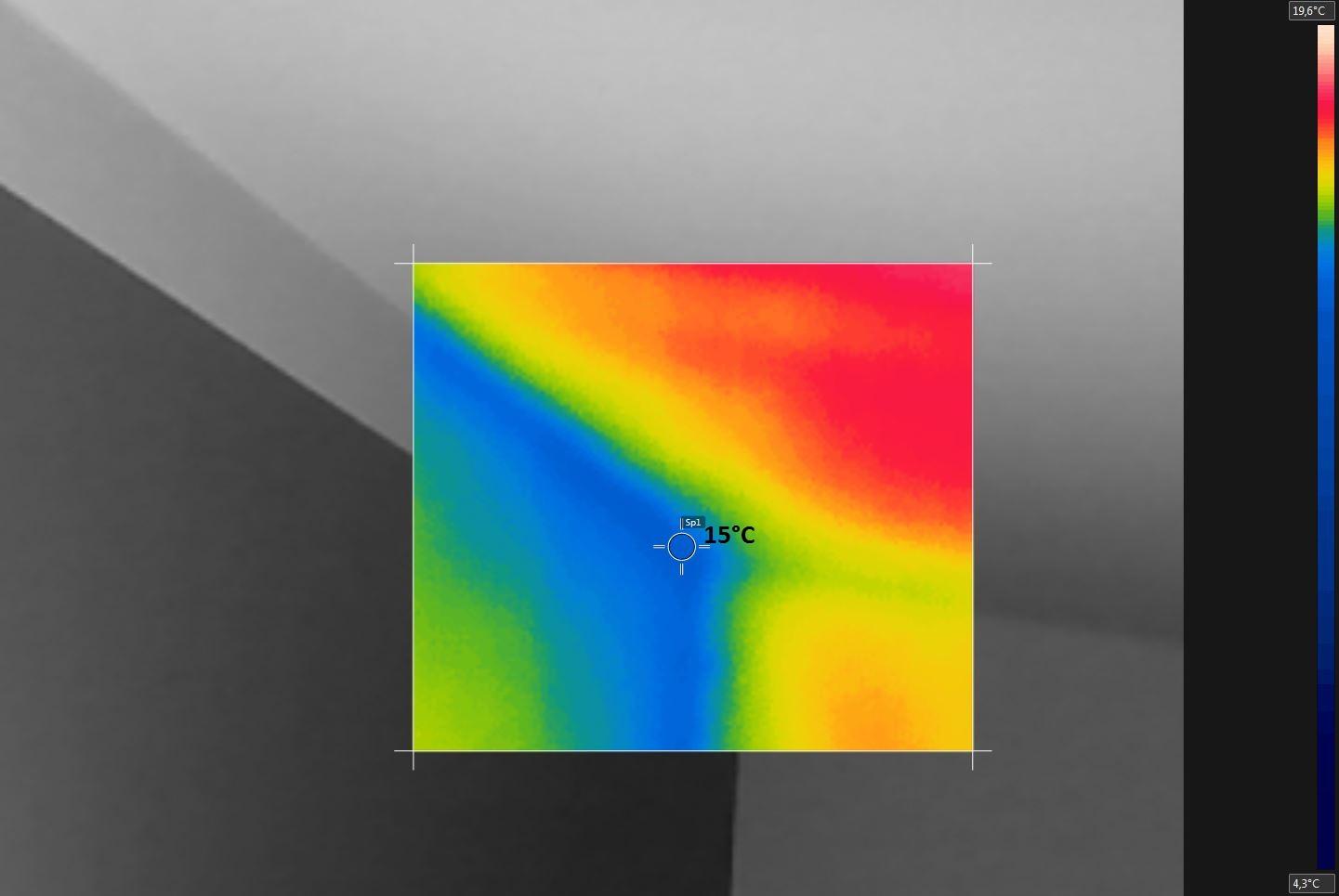 Zdjęcie termowizyjne ZADANIE 1.