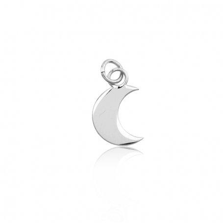 Media luna = Representa el amor y los sueños. Para los alquimistas la luna era la representación de la plata. Es la guía en el camino oscuro y se asocia con la fertilidad, la magia y la pasión en el amor.