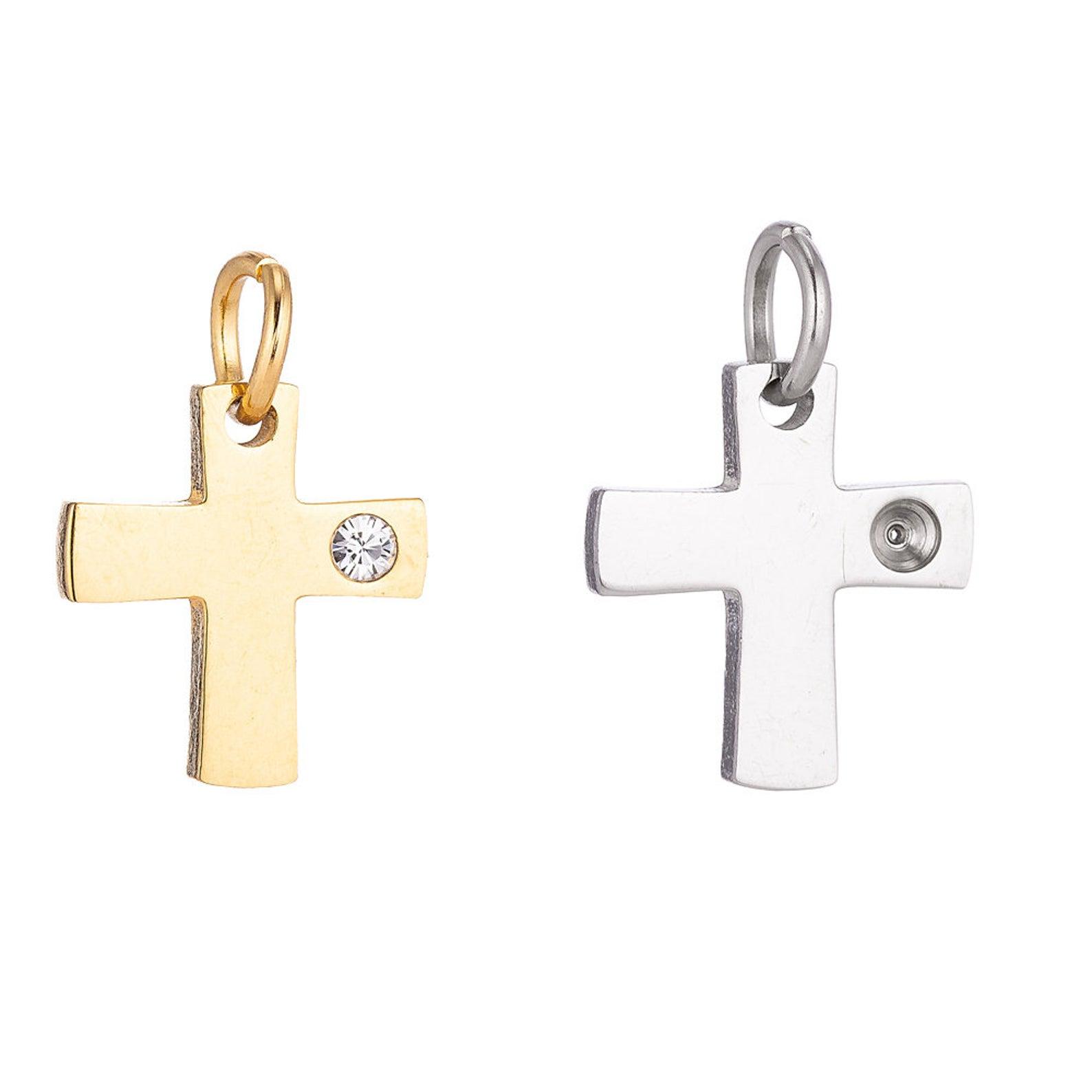 cruz = Es el símbolo por excelencia de los cristianos y representa al Maestro Jesús. Se usa como protección divina.