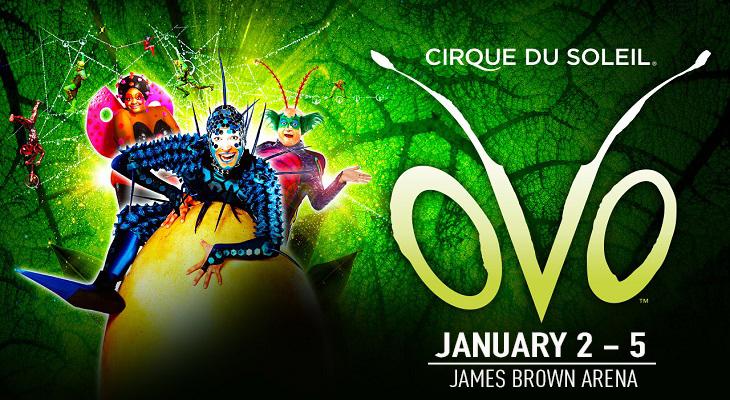 Cirque Du Soleil & Fox 103